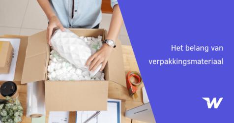 Belang van correct verpakkingsmateriaal