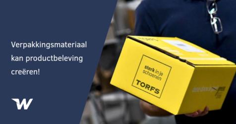 Verpakking kan productbeleving creëren!