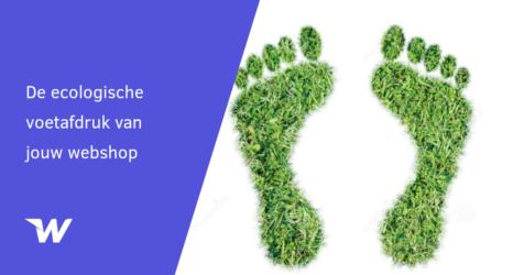 De ecologische voetafdruk van jouw webshop