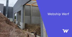 Webship Werf – Ruwbouw